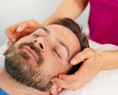 Schmerztherapie LNB Kieferschmerzen, Craniomandibuläres Syndrom S. Veith