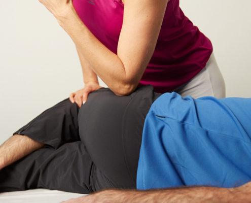 Schmerztherapie (LNB) und Bewegungstherapie Sybille Veith in Freiburg