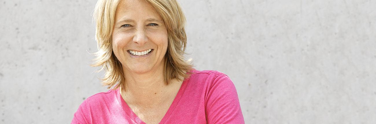 Sybille Veith Portrait - Schmerz- und Bewegungstherapeutin in Freiburg