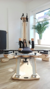 Das Gyrotonic Training, Praxis für Schmerz- und Bewegungstherapie