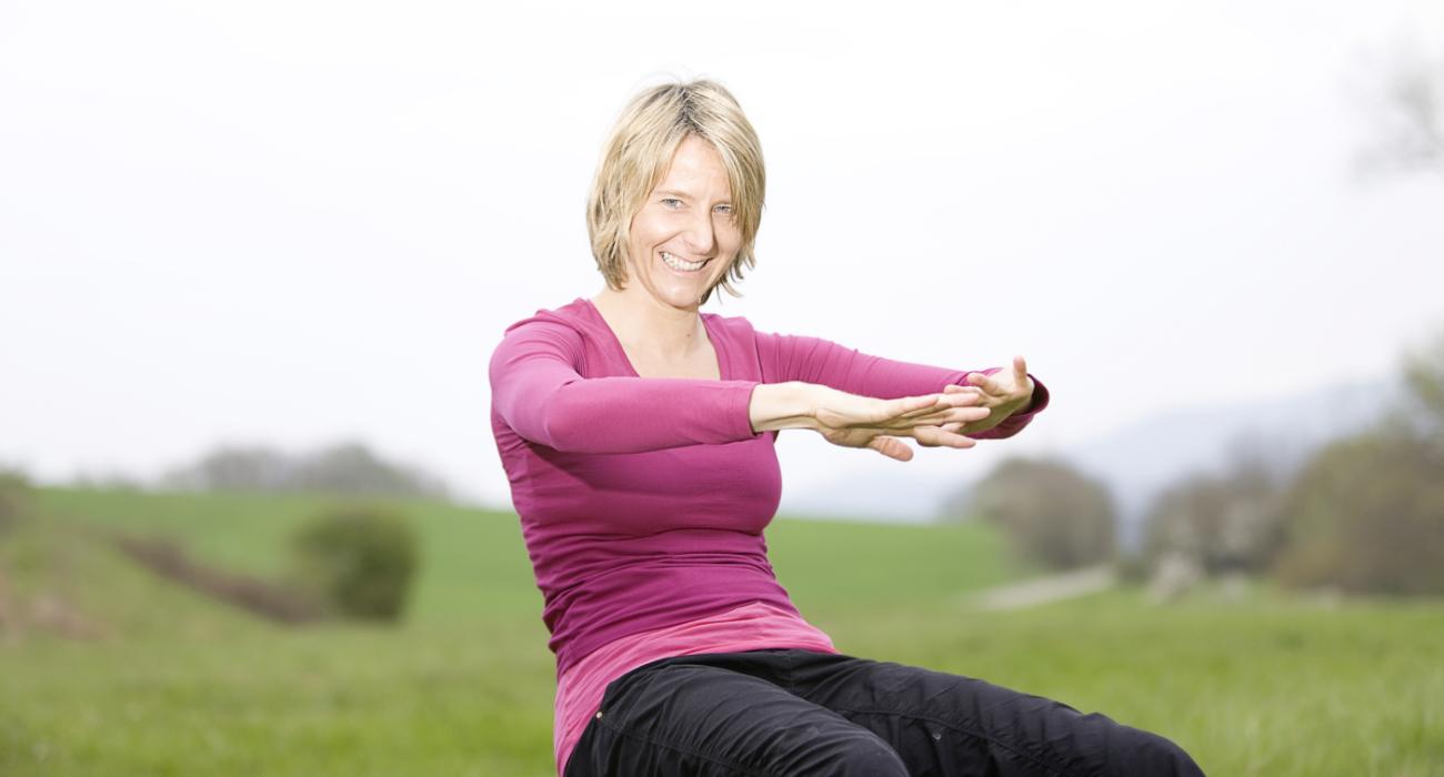 Bewegungstherapie Gyrokinesis Training Sybille Veith in Freiburg