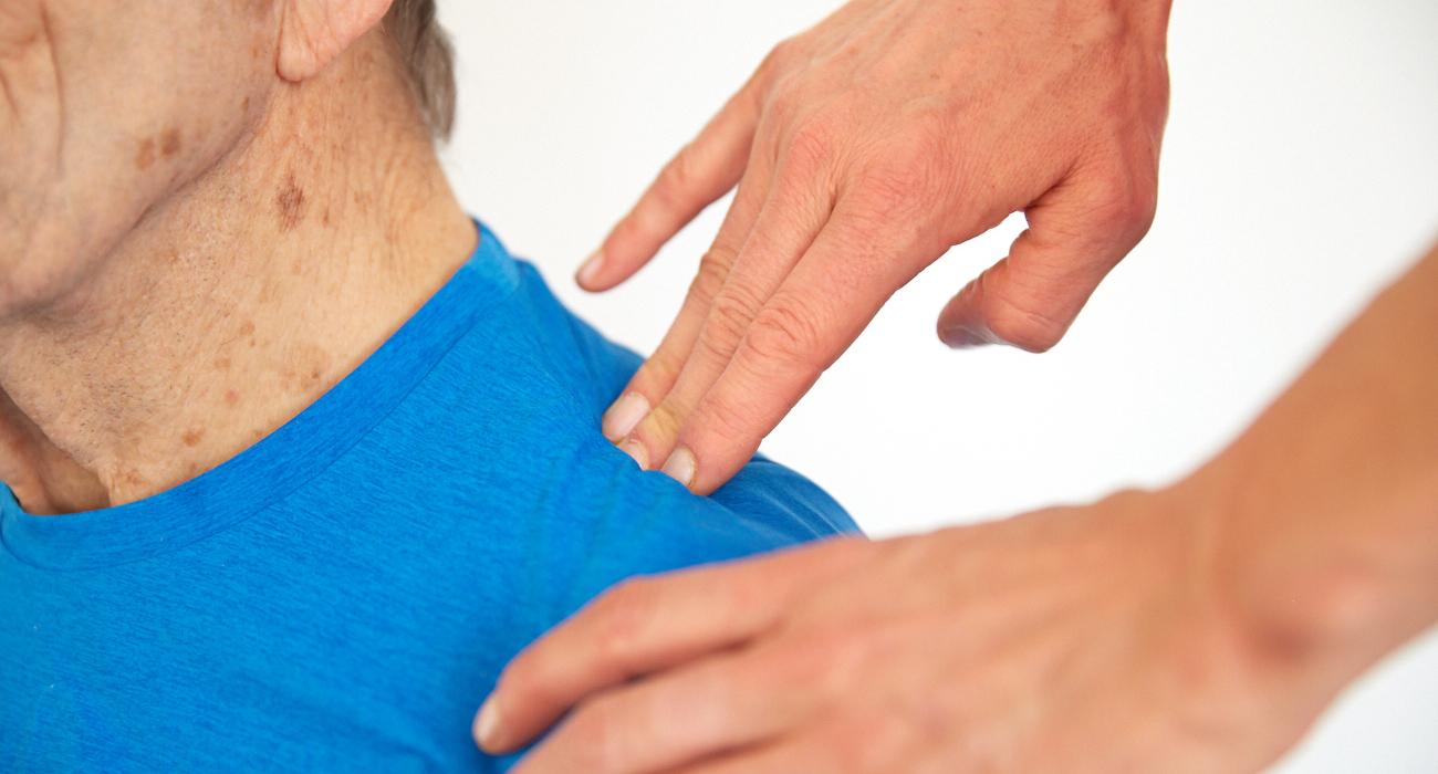 Schmerztherapie LNB Nackenschmerzen Sybille Veith